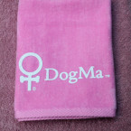 DogMa Towel in Light Pink