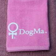 DogMa Towel in Light Pink