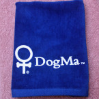 DogMa Towel in Royal Blue