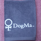 DogMa Towel in Gray