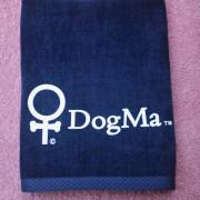 Navy Blue DogMa Towel