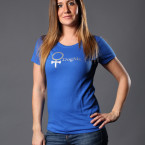 DogMa T-Shirt – Royal Blue – Ladies Style
