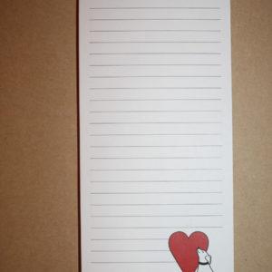 DogMa Note Pad